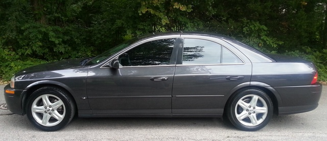 Picture of 2000 Lincoln LS V8, exterior