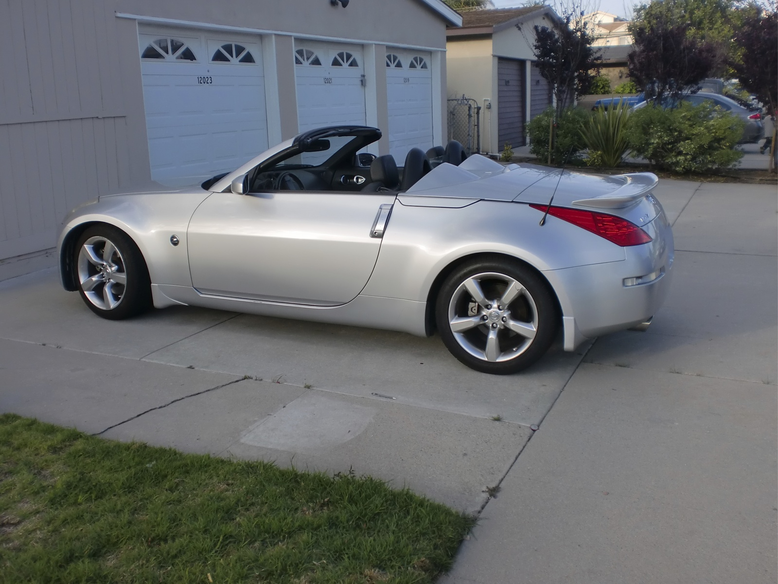 2006 nissan 350z exterior pictures cargurus. Black Bedroom Furniture Sets. Home Design Ideas