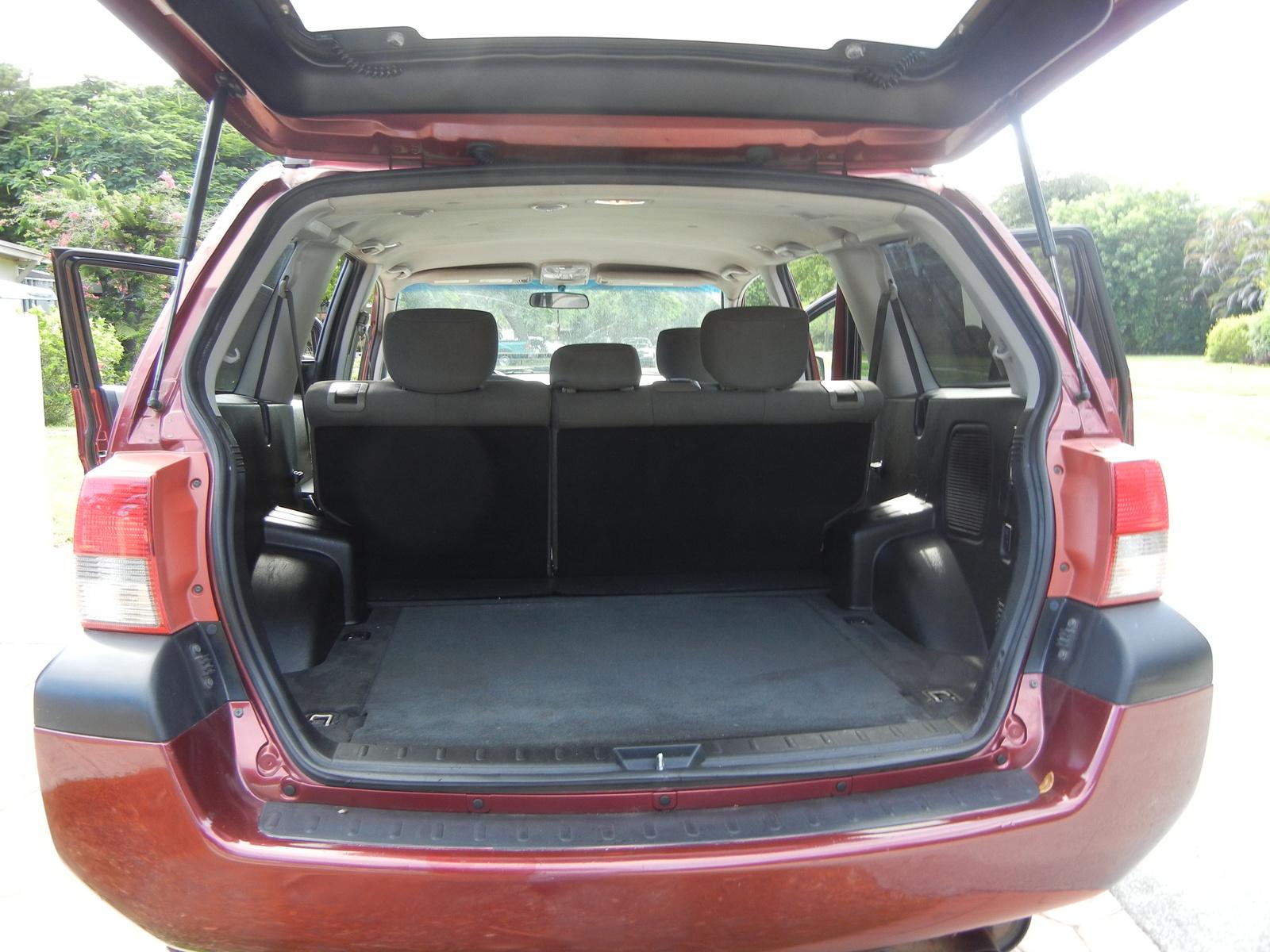 2004 Mitsubishi Endeavor Pictures Cargurus