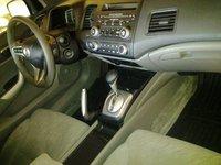 Picture of 2007 Honda Civic Coupe EX, interior