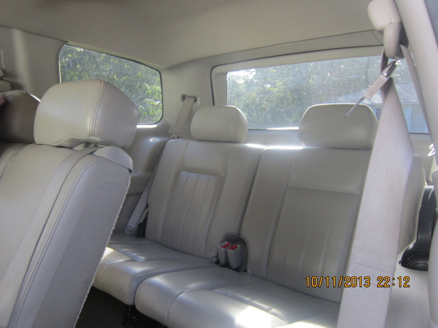 2005 Dodge Durango Interior Pictures Cargurus