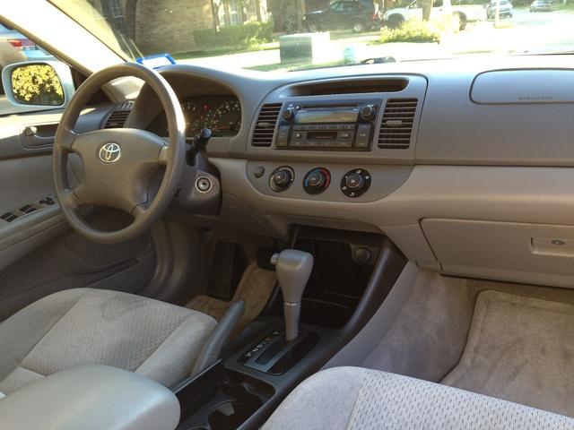 2002 Toyota Camry Interior Pictures Cargurus