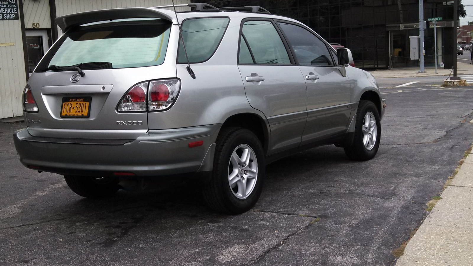 picture of 2001 lexus rx 300 base awd exterior. Black Bedroom Furniture Sets. Home Design Ideas