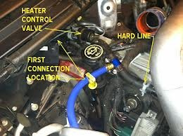 Ford Expedition Questions Where Is The Valve For The