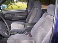 Picture of 1996 Nissan Pathfinder 4 Dr SE 4WD SUV, interior