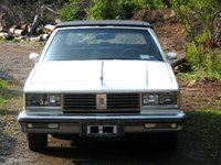 1987 Oldsmobile Cutlass Supreme, My white 1987 Oldsmobile  Cutlass Supreme Brougham still  looking stylish...., exterior, gallery_worthy