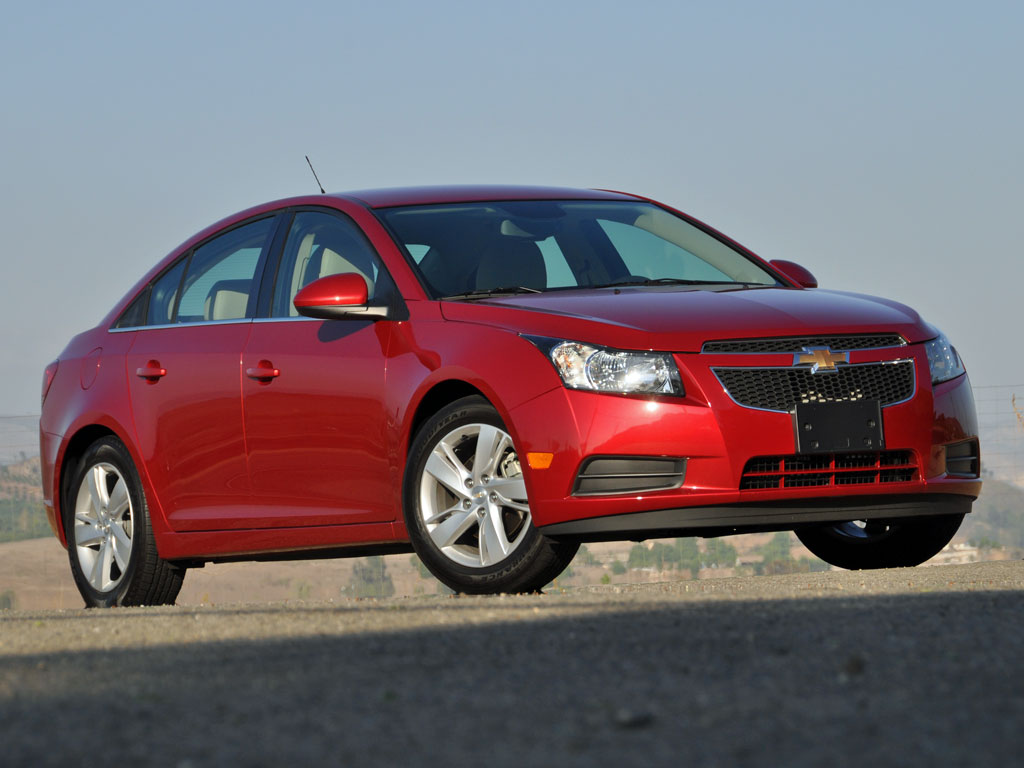 2014 chevrolet cruze test drive review cargurus. Black Bedroom Furniture Sets. Home Design Ideas