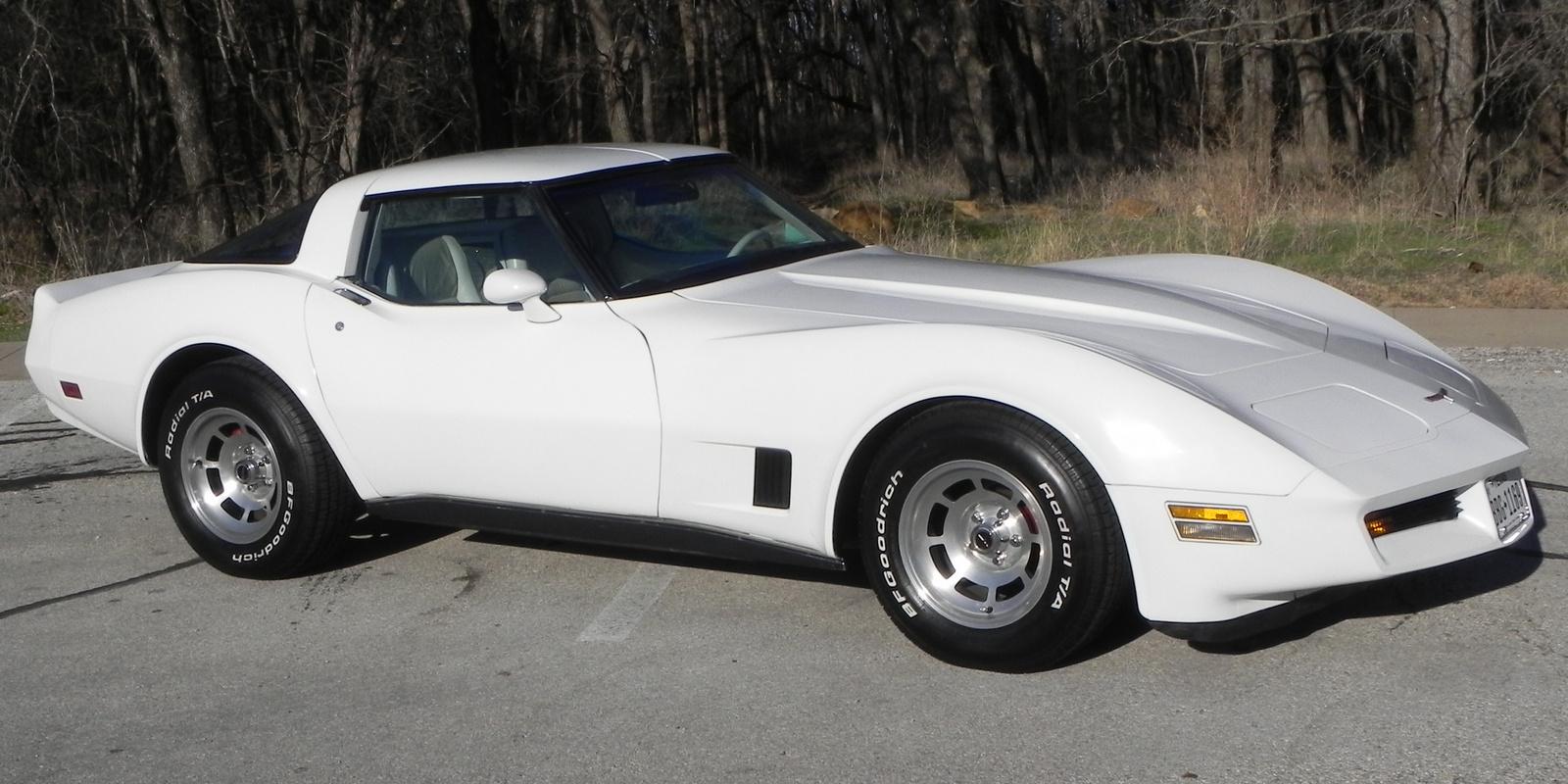 1980 Chevrolet Corvette Pictures C437 pi36425699