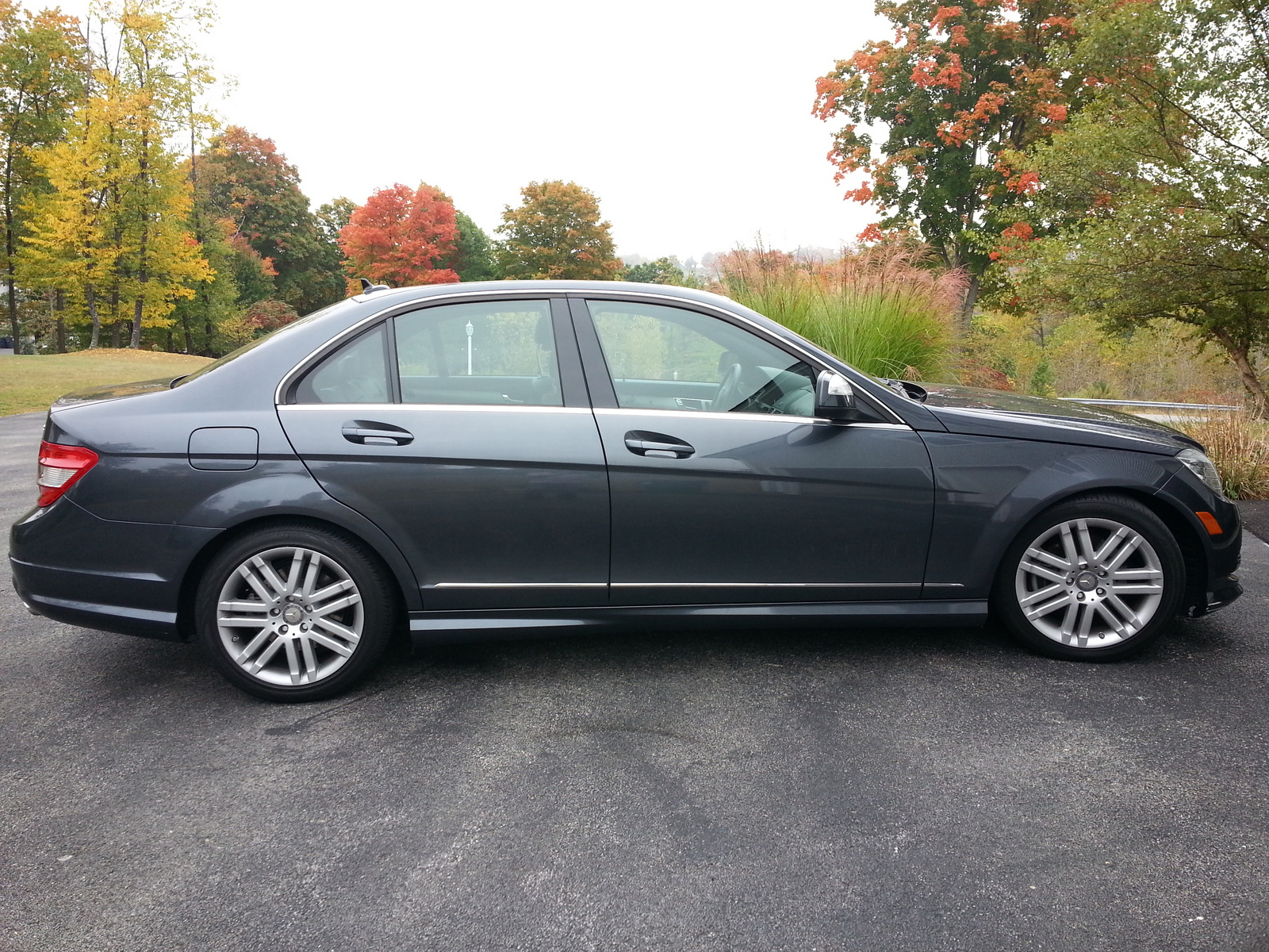 2009 Mercedes C300 Sport 4MATIC