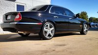 2004 Jaguar XJR 4 Dr Supercharged Sedan picture, exterior