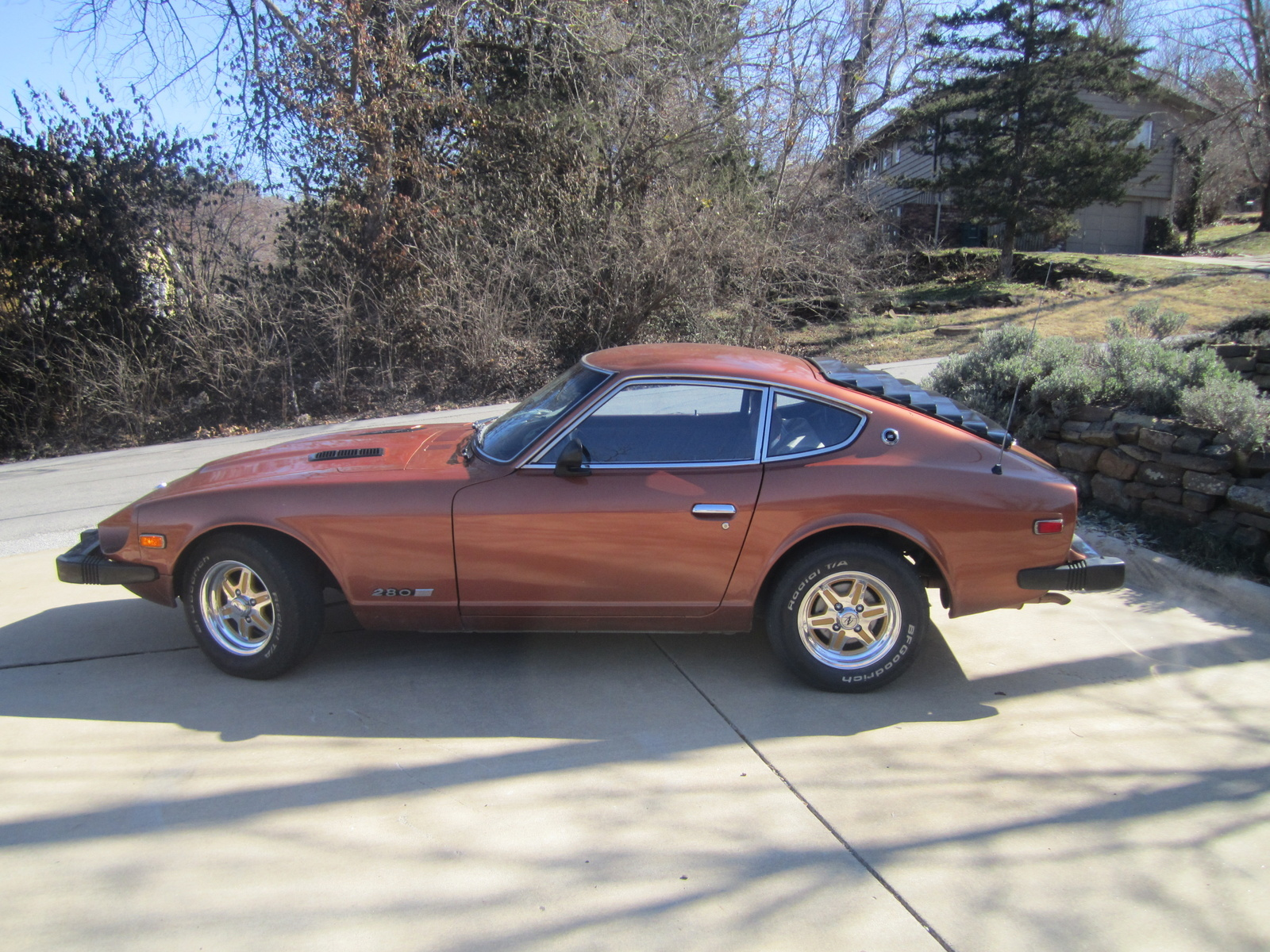 datsun 280z questions starting problem after run to full temp