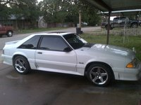 Picture of 1992 Ford Mustang GT Hatchback, exterior