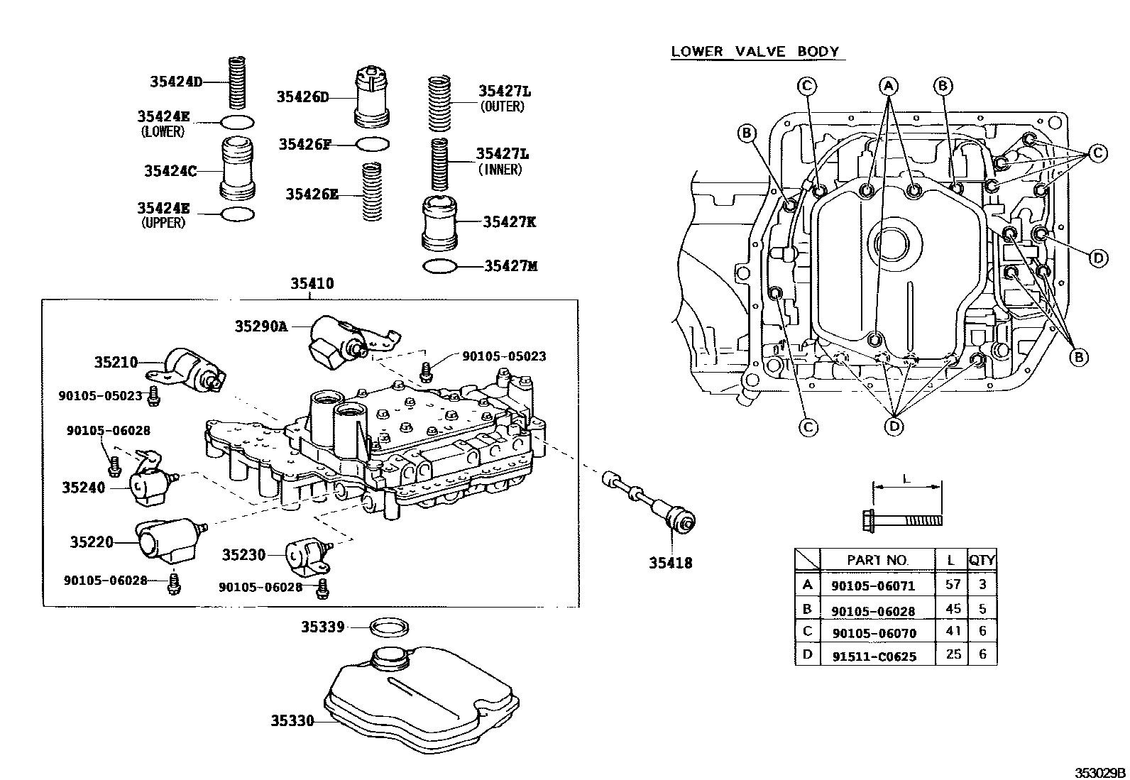 C6 Ford Transmission Parts Diagram Lzk Gallery