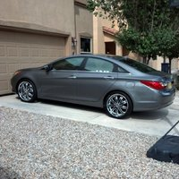 Picture of 2011 Hyundai Sonata Limited FWD, exterior, gallery_worthy