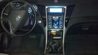 Picture of 2011 Hyundai Sonata Limited PZEV, interior