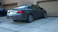 Picture of 2011 Hyundai Sonata Limited PZEV, exterior