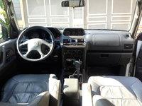 Picture of 1999 Mitsubishi Montero Base 4WD, interior