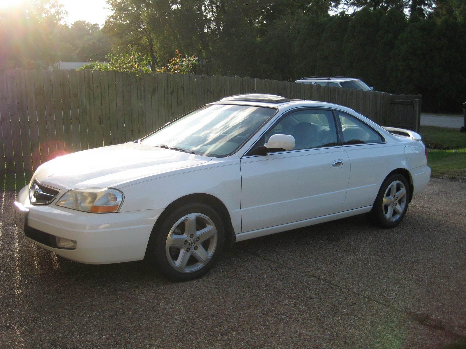 picture of 2001 acura cl 3 2 type s exterior. Black Bedroom Furniture Sets. Home Design Ideas
