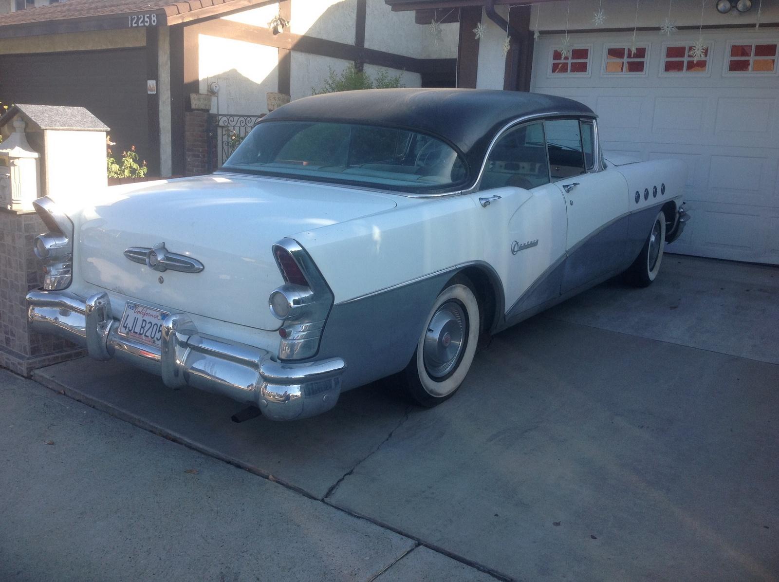 14 Buick Regal >> 1955 Buick Century - Pictures - CarGurus