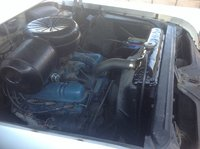 Picture of 1955 Buick Century, engine