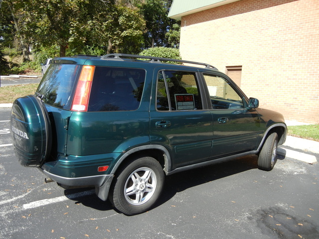 Picture of 2000 Honda CR-V SE AWD, exterior, gallery_worthy