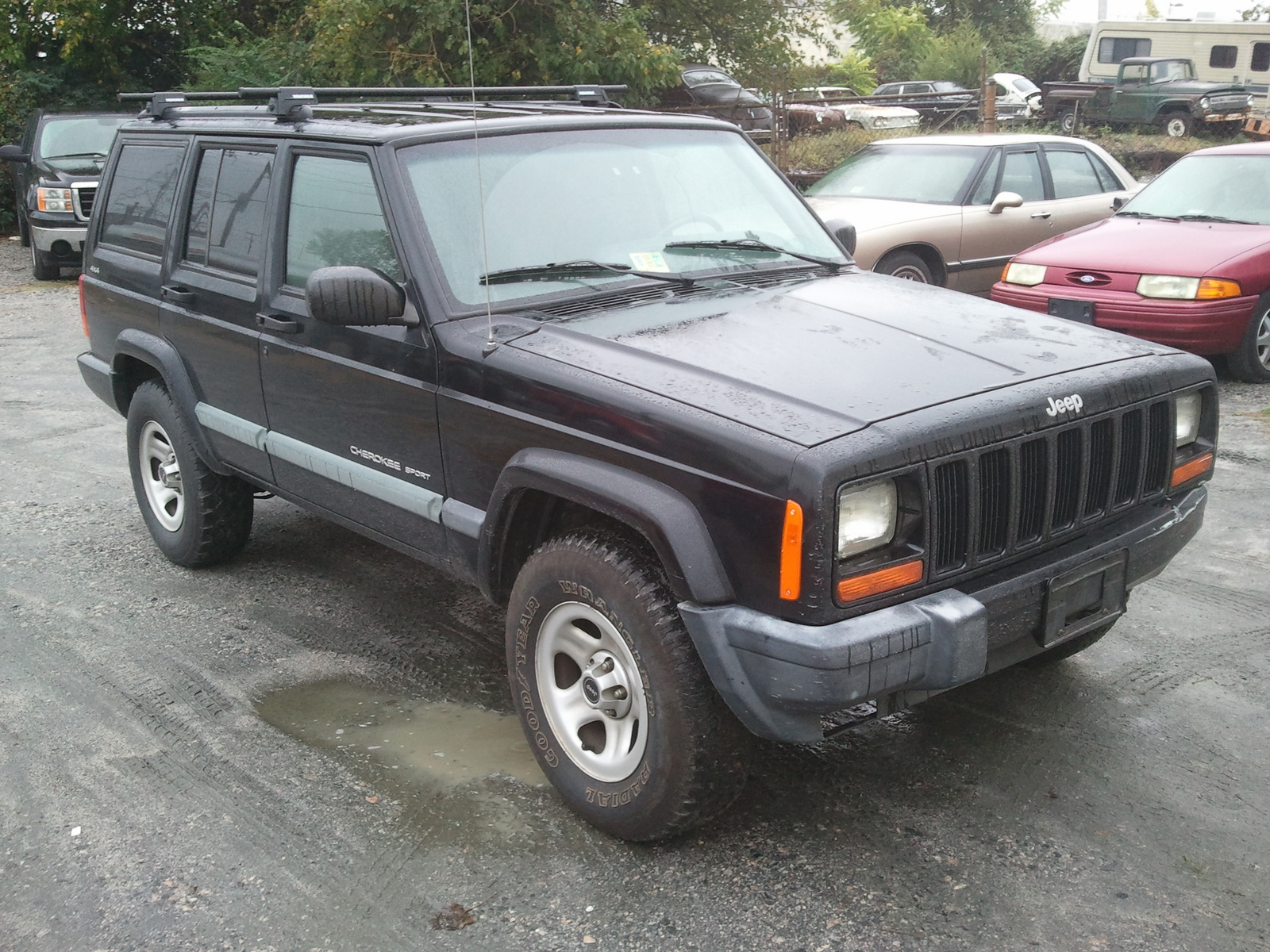 1993 Jeep Cherokee - Specifications