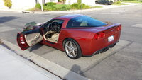 Picture of 2005 Chevrolet Corvette Coupe, exterior, interior