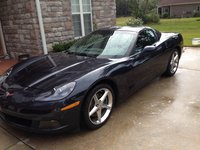 2013 Chevrolet Corvette Coupe 1LT, Picture of 2013 Chevrolet Corvette Base 1LT, exterior