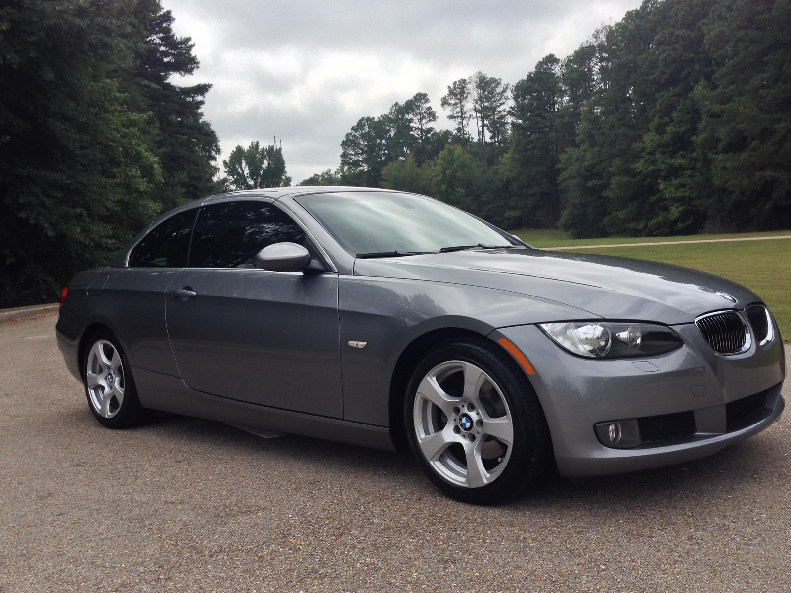 picture of 2007 bmw 3 series 328i convertible exterior. Black Bedroom Furniture Sets. Home Design Ideas