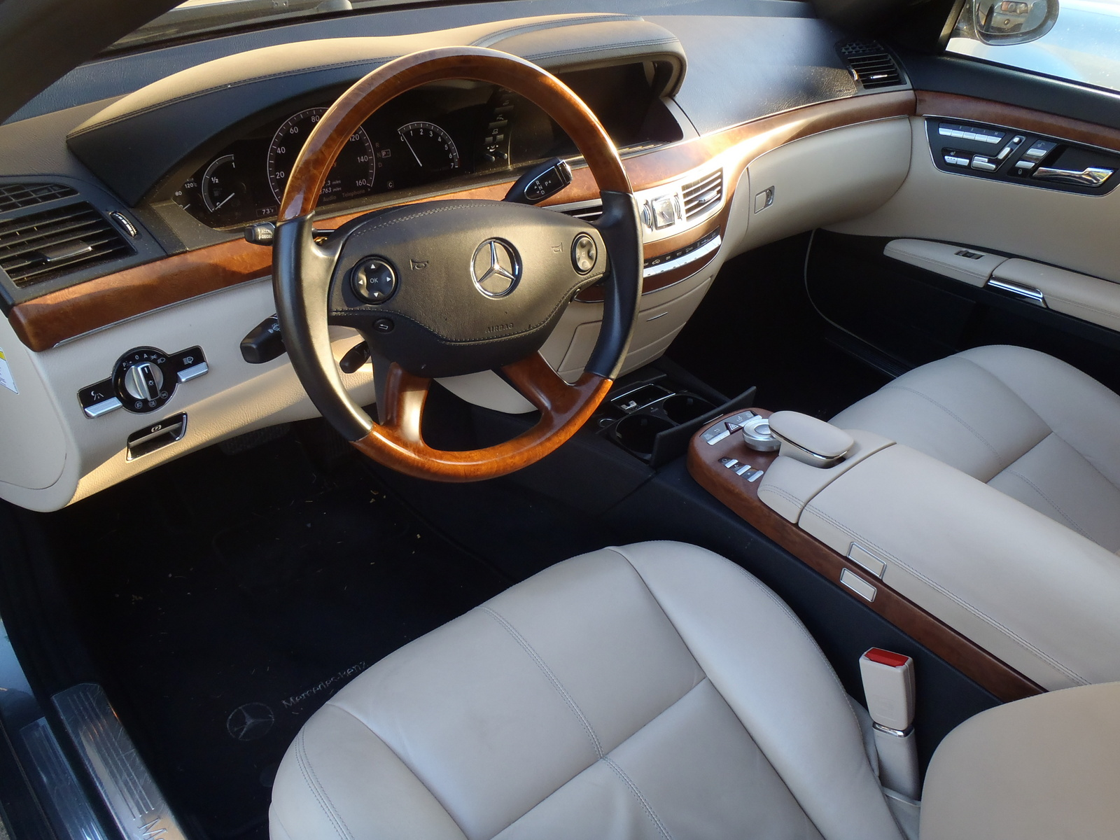 2007 Mercedes-Benz S-Class - Pictures - CarGurus
