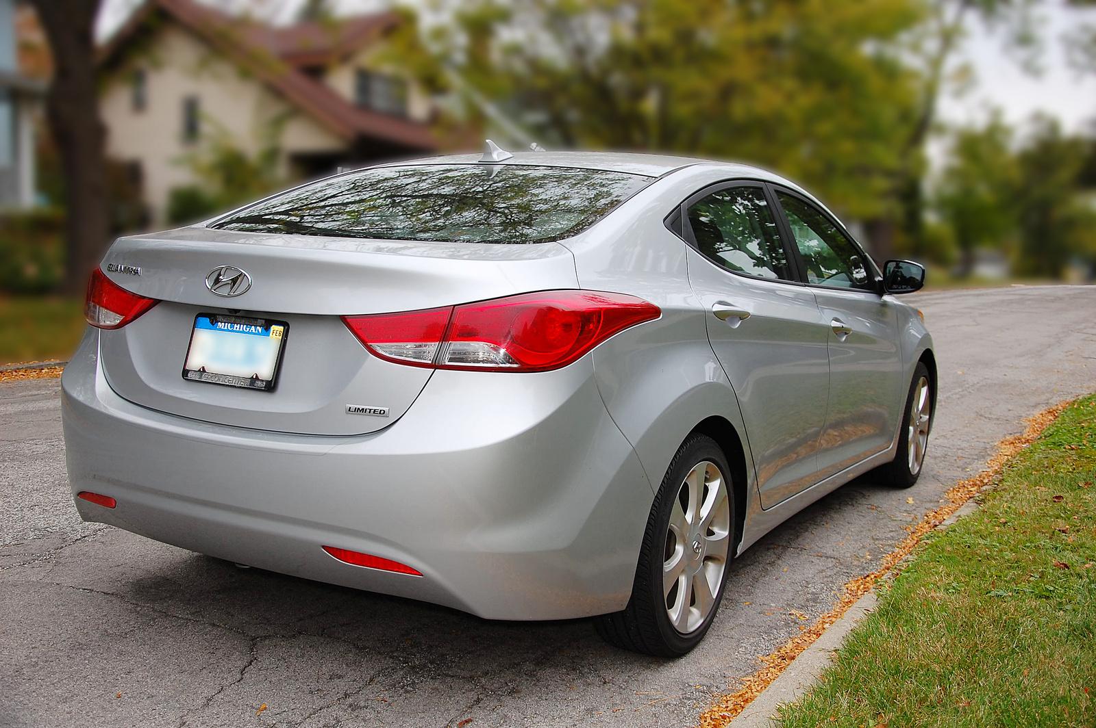2012 Hyundai Elantra Pictures Cargurus