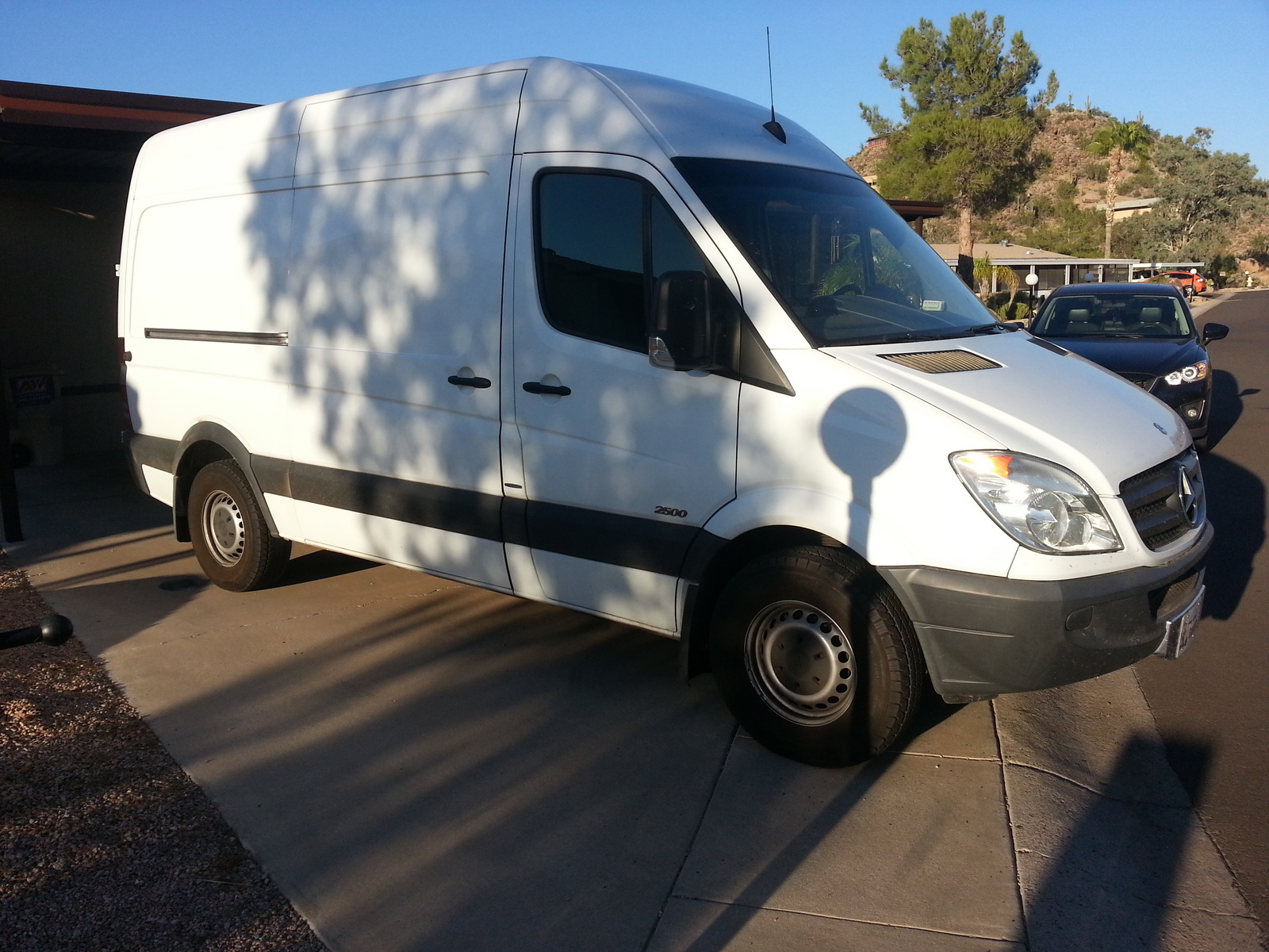 Dodge 2013 4x4 2500 diesel gas milage autos weblog for 2010 mercedes benz sprinter extended cargo van