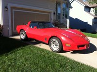 1980 Chevrolet Corvette Base picture, exterior