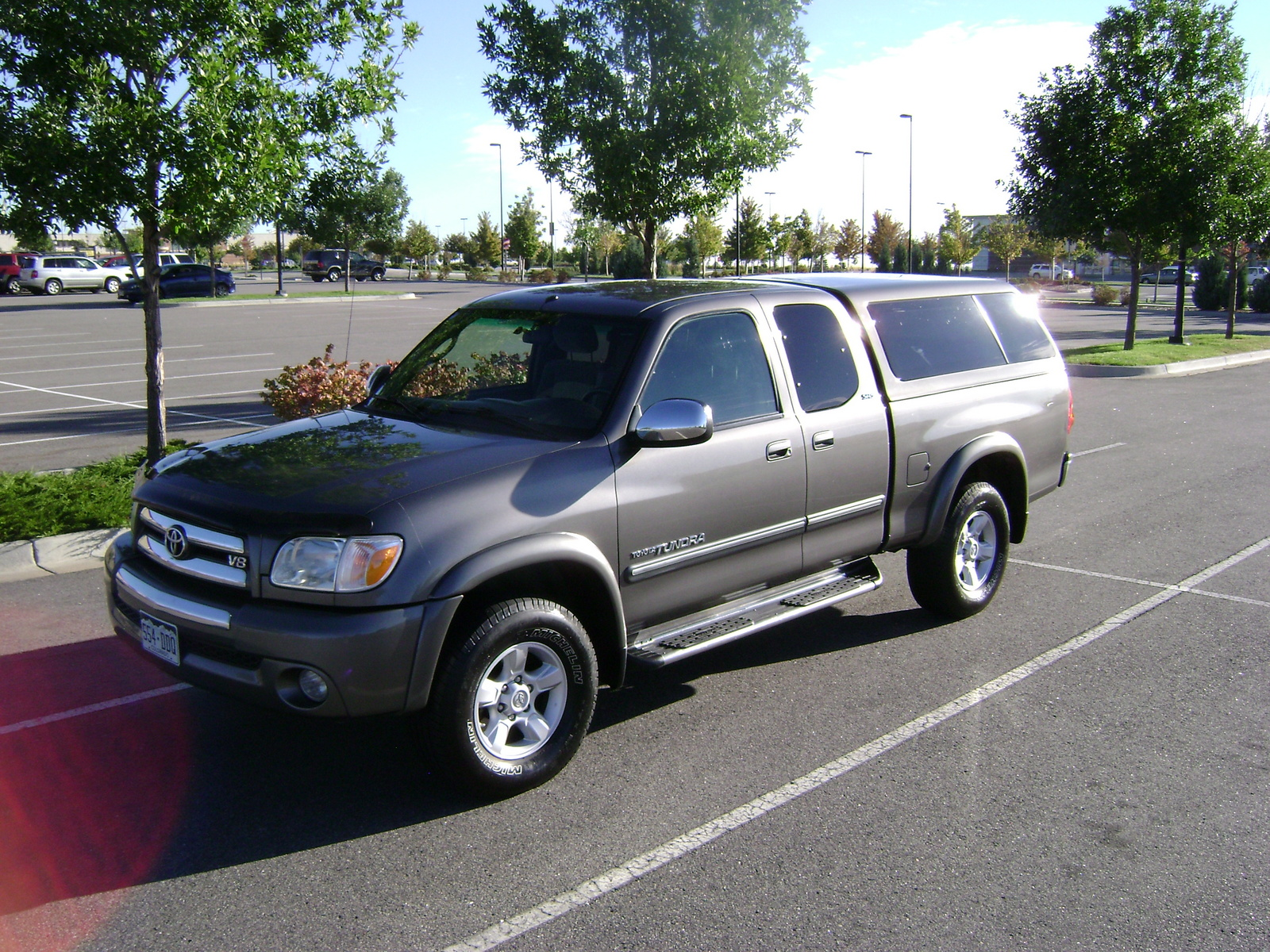 picture of 2006 toyota tundra sr5 4dr access cab 4wd stepside sb