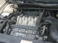 1998 Lincoln Continental 4 Dr STD Sedan picture, engine