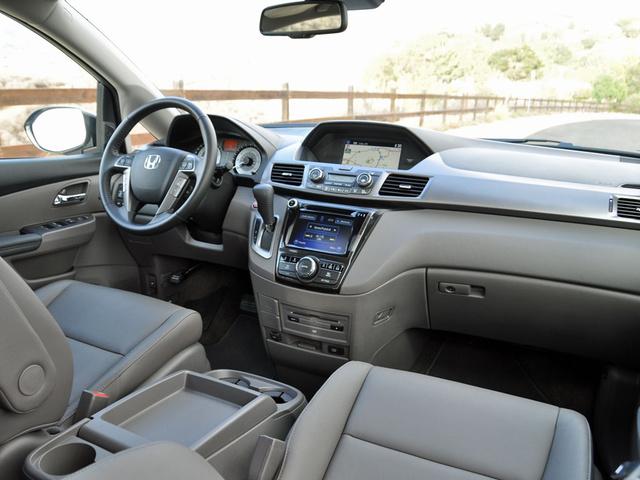 2014 Honda Odyssey - Overview - CarGurus