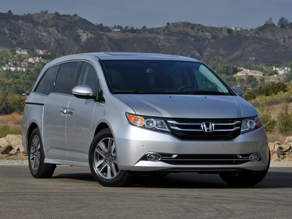 2014 Honda Odyssey Test Drive Review Cargurus