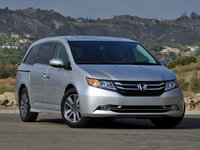 2014 Honda Odyssey Picture Gallery