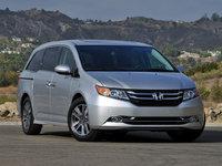 2014 Honda Odyssey Touring Elite, exterior