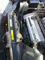 Picture of 1996 Nissan Maxima SE, engine