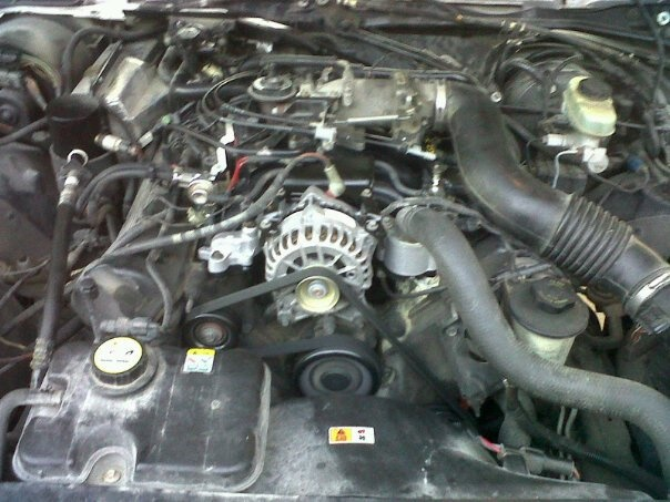 Ford Mustang Questions Dose A 98 Mustang Gt 4 6 Liter