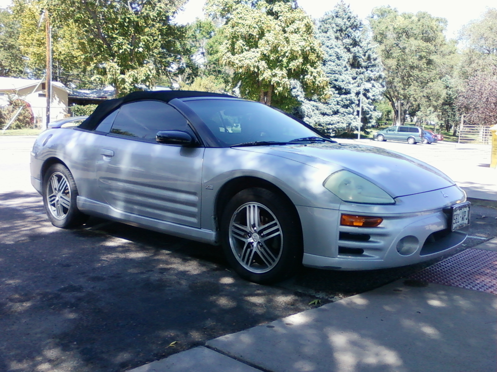 2005 Mitsubishi Eclipse Spyder - Pictures - CarGurus