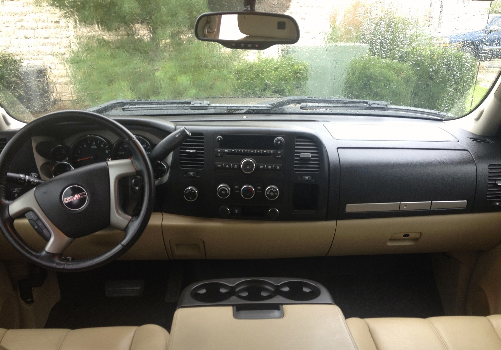 2001 Gmc Jimmy Interior