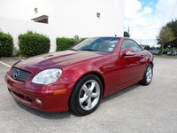 Picture of 2003 Mercedes-Benz SLK-Class 2 Dr SLK320 Convertible, exterior