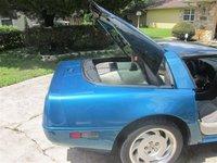 Picture of 1992 Chevrolet Corvette Coupe, exterior, interior