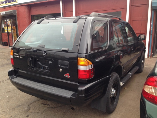 Picture of 1998 Isuzu Rodeo
