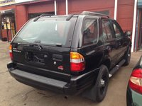 1998 Isuzu Rodeo Overview