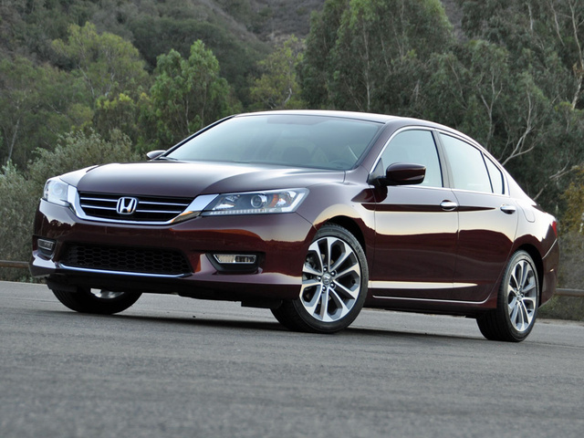 2014 Honda Accord Sport Sedan, exterior, gallery_worthy