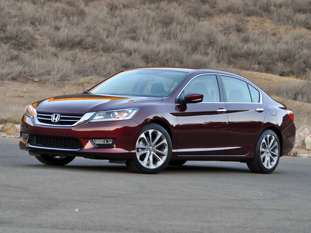 Honda Accord 2014 Coupe V6 >> 2014 Honda Accord - Overview - CarGurus