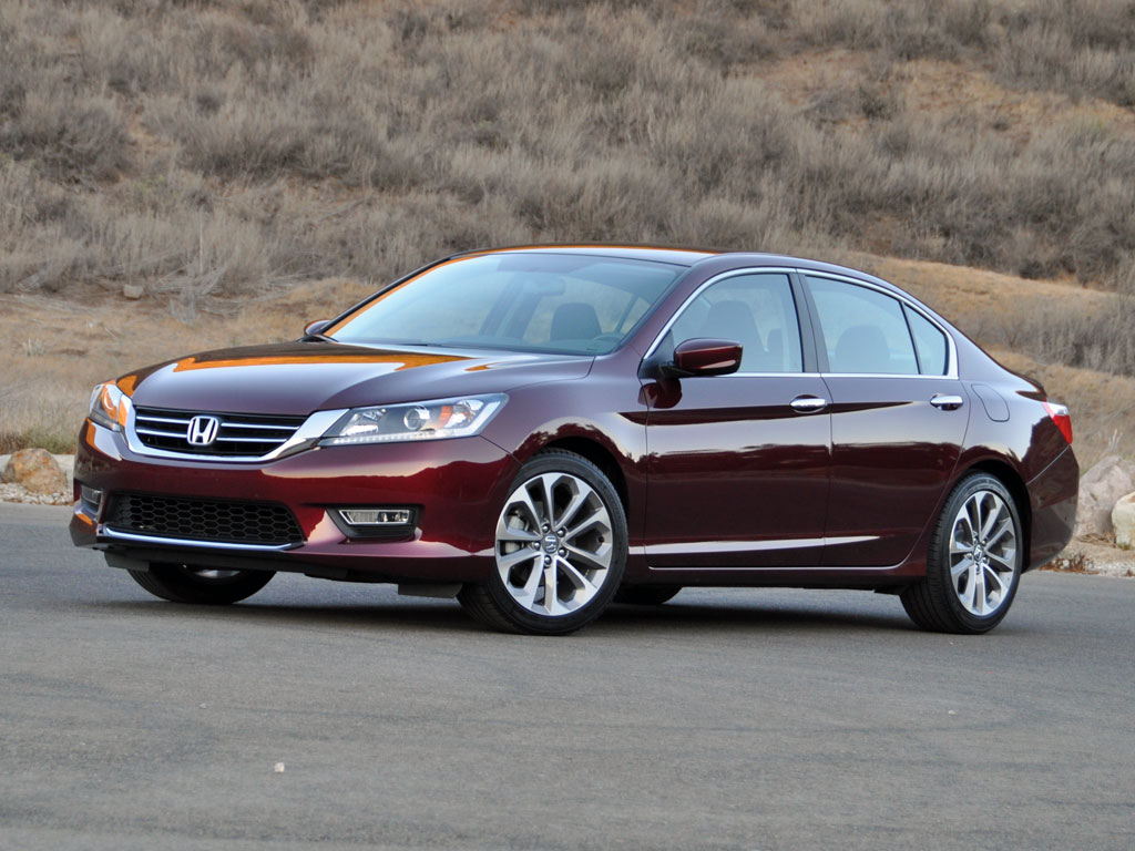 2014 Honda Accord Sport Sedan, technology, exterior
